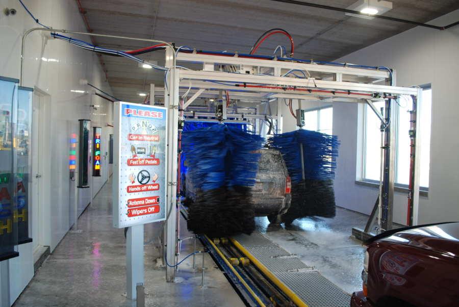 Sycamore  Express Car Wash